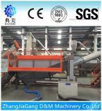 Fábrica profissional para as sucatas plásticas que lavam recicl a linha