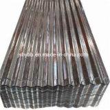 Zink beschichtete gewölbtes Sheet/Gi Dach-Panel/galvanisiertes Stahldach-Blatt