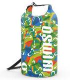 Bagnati asciutti partono sacchetti asciutti con errori impermeabili esterni del sacchetto di nuoto