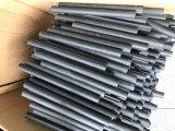 Tubo del rodillo de la fibra del carbón de la fibra de vidrio