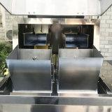 Pesticides granulaires remplissant machine à emballer, remplissage de peseur de pesticides de ferme