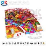 Centrum BinnenPlarground van de Kinderen van het Ontwerp van de Aanpassing van de verscheidenheid het Nieuwe