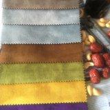 Poli tessile del tessuto del coperchio del sofà del velluto 2018