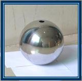 Percés bille en acier inoxydable avec le trou fileté ou lisse