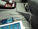 Il caricatore mobile del rifornimento della Banca di potere dell'adattatore del USB dell'accenditore della sigaretta dell'automobile con 4.8A si raddoppia porta del USB per percorso di GPS, DVR, il telefono, macchina fotografica di Digitahi, inseguitore di GPS,