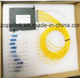 Perdita bassa del dipendente di polarizzazione della scatola di plastica 8CH Fwdm 1550nm