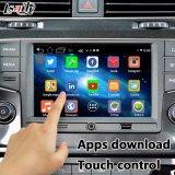 GPSの運行のVW Golf7/Passat/Lamando/Skodaのための車の人間の特徴をもつビデオインターフェイス