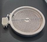 放射を熱しない電気暖房のストーブの赤外線