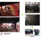 Análisis de 1/2 de alto brillo resistente al agua a todo color de alta Actualizar SMD P10 en la pantalla LED de exterior