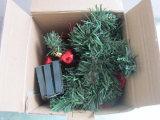 árbol de navidad del 120cm con las decoraciones