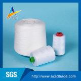 Draad van de Polyester van 100% de Textiel Naaiende van het Verschillende Garen van de Kleur