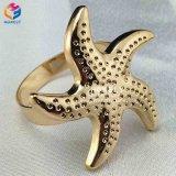Гуанчжоу Новый Стиль фантазии отель металлические свадебные Napkin кольцо