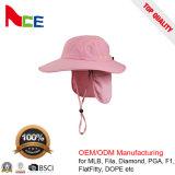 Напольный складной шлем ведра рыболова способа Cappa предохранения от шеи джунглей 2017