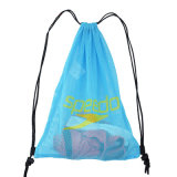 Saco de Drawstring de pouco peso da HOME do esporte do curso dos recipientes da nadada dos sacos de Tote da trouxa do armazenamento