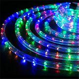新製品LED屋外の軽いロープライトクリスマスの照明の卸売