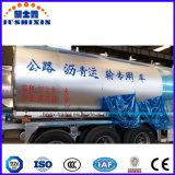 36 Cbm에 의하여 가열되는 가연 광물 또는 아스팔트 또는 피치 또는 Asphaltum 탱크 또는 유조 트럭 반 트레일러