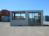 Contenedor de envío convertido Bar de cócteles de contenedores de alimentos y bebidas Bar