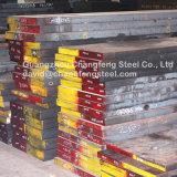 1.2379 Lamina piana rotonda d'acciaio speciale fredda della barra d'acciaio della muffa del lavoro di D2 SKD11 Cr12MOV