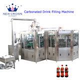 2018 Nieuwe MultiSteeg 8 van de Voorwaarde het Vullen van de Frisdrank van Pijpen Machine/Drank Vloeibare Volledige Automatische 3 in-1 het Vullen Machine