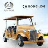 8 Seaters China Hersteller-elektrisches Automobil-Golf-Karre
