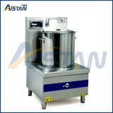 PT15K-001 15kw scelgono il fornello piano di stufatura commerciale della minestra di induzione del bruciatore