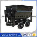 Добыча полезных ископаемых материалов Car / горнодобывающих предприятий железнодорожной платформы / вагон по разминированию
