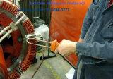 Máquina de aquecimento por indução portátil Soldagem Oxiacetilênica brasagem com bobina de aquecimento por indução flexível longo máquina de solda