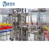 Máquina de relleno carbónica de la planta del agua de soda de la botella plástica automática