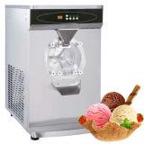 夜商業堅いアイスクリーム機械の事前に冷すたくわえ