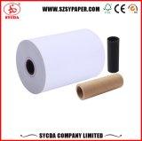 Roulis 57mm*40mm de papier thermosensible de papier de reçu en espèces en vente