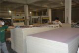 Vuurvaste Formica Gelamineerde Wallboard HPL