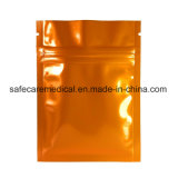 Aluminiumfolie-Beutel-Plastik-mit Reißverschlussbeutel/Geruch-Beweis-Beutel/Plastik-Plastiktasche