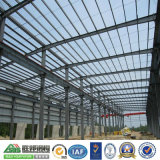 Atelier Preengineering bâtiment recyclable de structure en acier