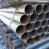 I tubi d'acciaio saldati neri pesanti medi chiari da 0.5-12 pollici BS1387