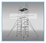 Coffre-fort Ce qualifié pour la décoration d'échafaudage en aluminium