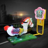 Münzenspielplatz-elektrischer Pferden-Entwurf3d Kiddie-laufende Schwingen-Fahrt