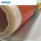 5m de ancho recubierto de PVC con forro de tejido de malla