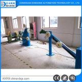 Kundenspezifische hohe Präzisions-Daten-Kabel-Draht-Wicklungs-Strangpresßling-Zeile Maschine