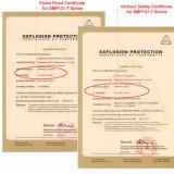 Hoher Stabilität Ex-Beweis Vertrags-Druck-Fühler mit 4 20mA/Ausgabe des Hart-/RS485