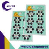 Taille des boutons-poussoirs 0# de marque de lion de Huang
