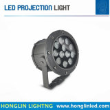 indicatore luminoso esterno del punto del giardino di 12W LED per il paesaggio