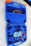 Датчик Handcase R134A R407c R22 R404A коллекторный с быстро муфтой
