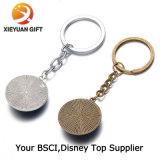 Metallo Ahri Keychain di modo di promozione con il supporto