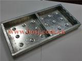 Roulis en acier de planche de plate-forme de fonctionnement d'échafaudage de Constrution formant le fournisseur de machine
