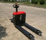 Китай оптовой хороший электрический погрузчик для транспортировки поддонов для подъемного материала