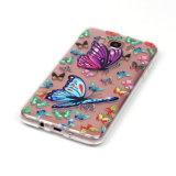 Персонализированные крышки черни случая телефона милые изготовленный на заказ для Samsung S7edge A3, галактики S6 аргументы за