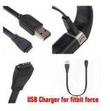 Fitbit 무선 악대 팔찌 소맷동을%s 유행 USB 비용을 부과 케이블