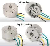 3kw motocicleta eléctrica el Kit de conversión a 48V/72V CC/Motor de moto motor de accionamiento con certificado CE media