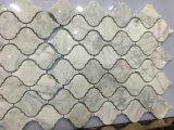 Mosaico de piedra del mármol del nuevo diseño de la piscina (VMM3S004)