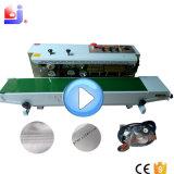 Machine continue de cachetage de PVC de bande d'encre verticale de la couleur MDF-1000